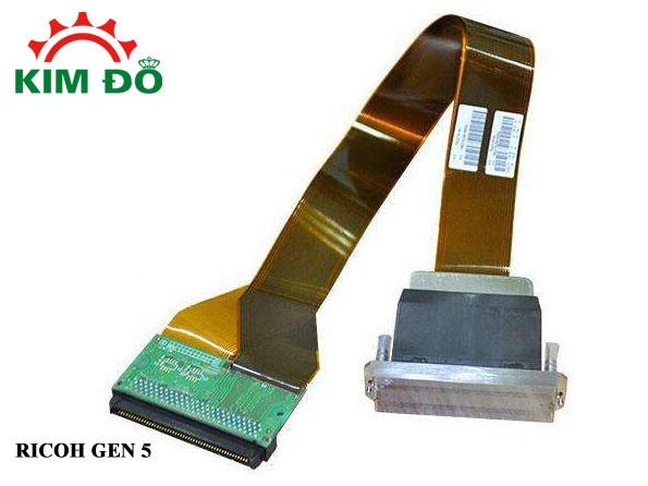 Đầu phun UV RICOH G5