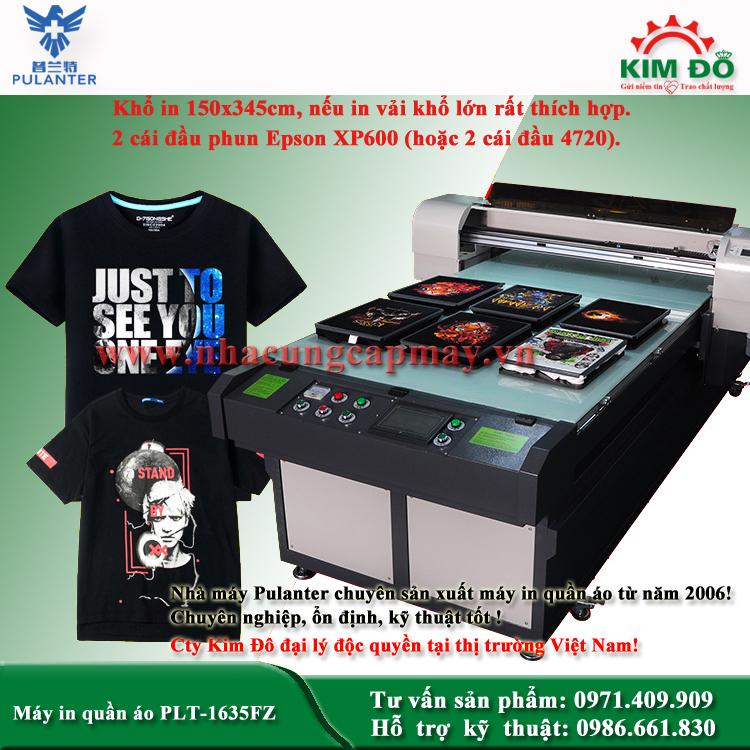 máy in Quần áo PLT-1635FZ