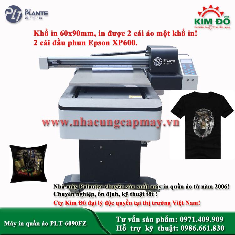 Máy in quần áo PLT-6090FZ