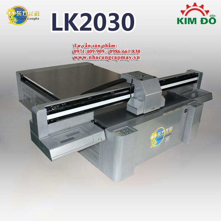 Máy in UV LK2030A
