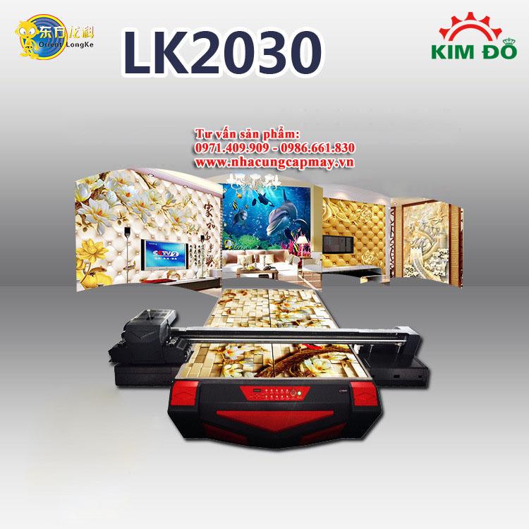 Máy in UV LK2030B
