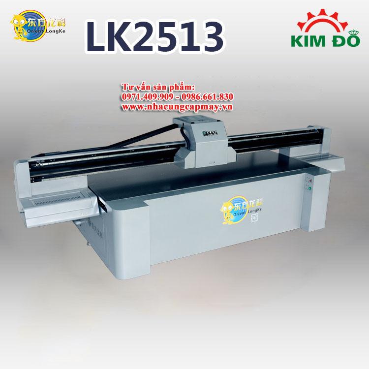 Máy in UV LK2513A