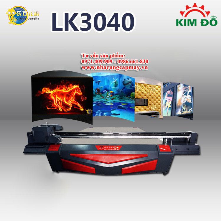 Máy in UV LK3040E