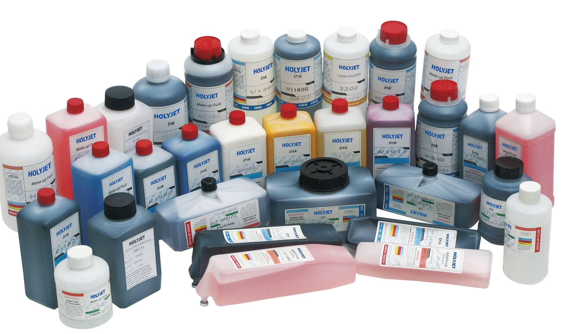 Mực in UV in chất liệu mềm