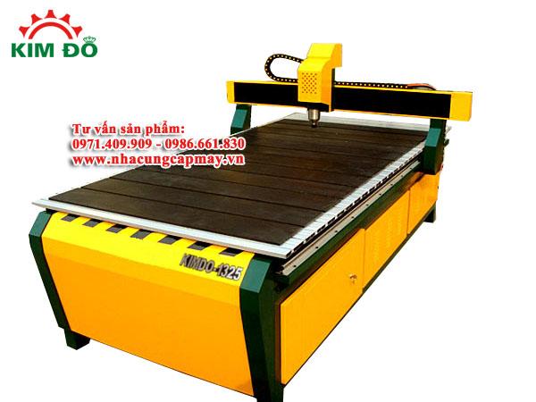 Bạn có biết công dụng của máy cắt khắc CNC KD- 1325G4