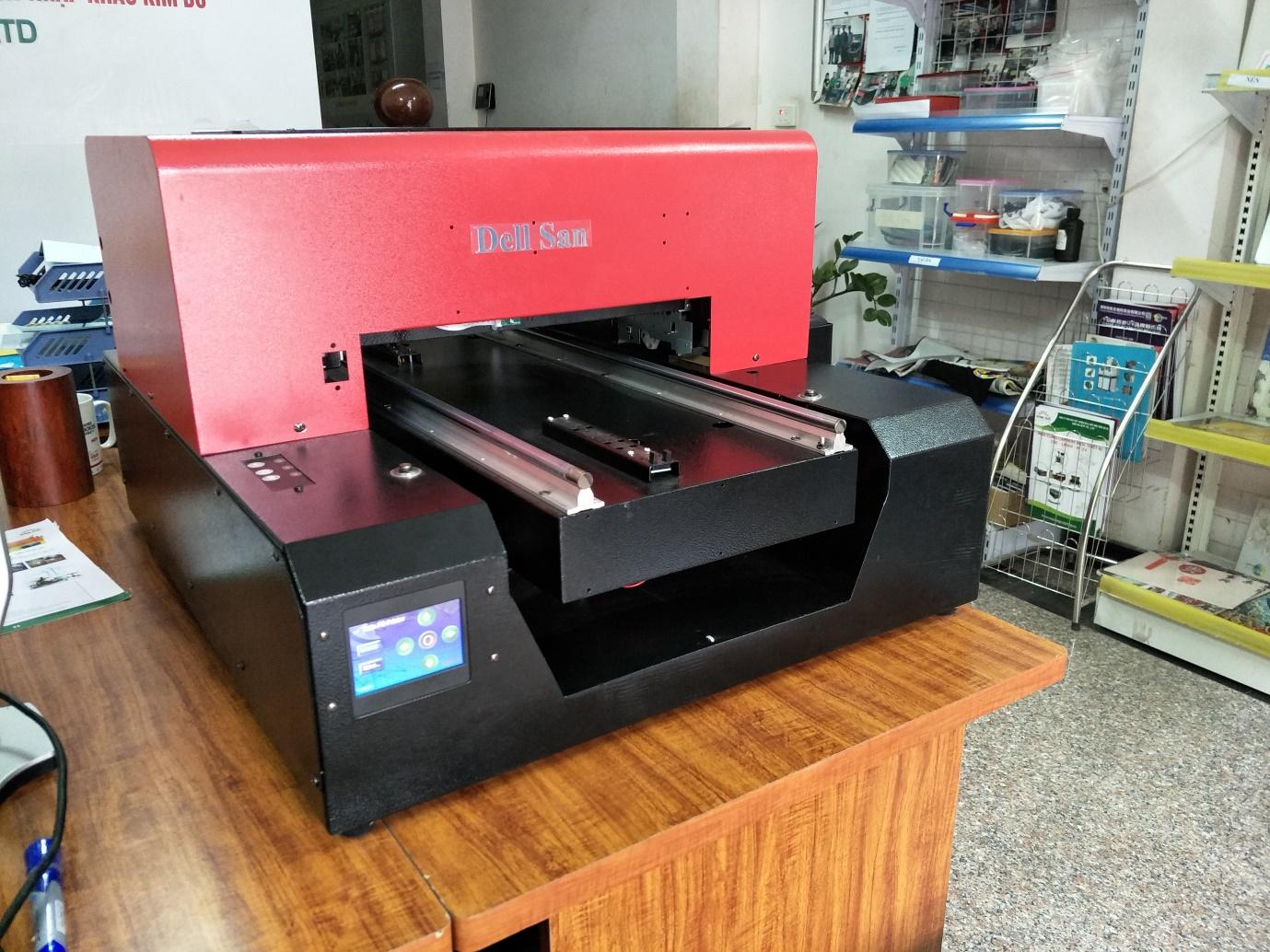 Cách chọn mua máy in UV siêu nét chất lượng tốt