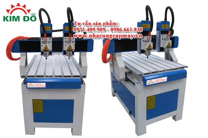 Cơ sở bán máy CNC giá rẻ chất lượng tại Hà Nội