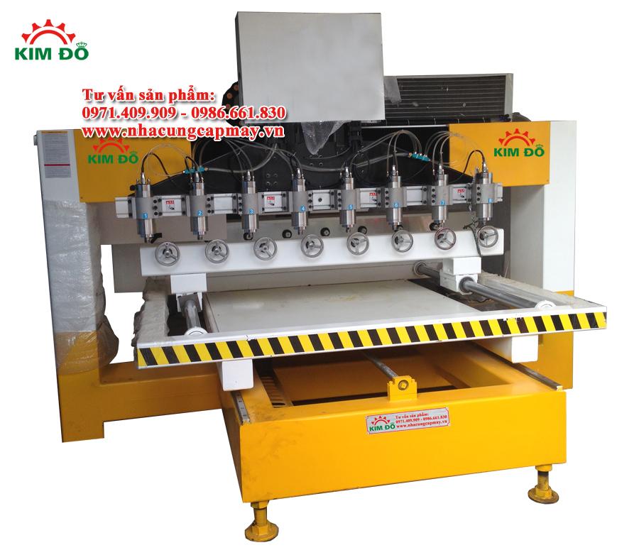 Máy đục tượng CNC - CNC Kim Đô